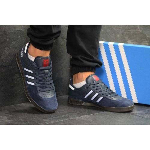 Adidas dark blue with white №5984