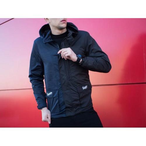 Куртка Segmentation Jacket (Black- NAvy)