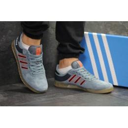 Adidas gray with orange №5985
