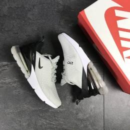 Кроссовки Nike Air Max 270 светло серые