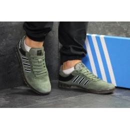 Adidas dark green №5986