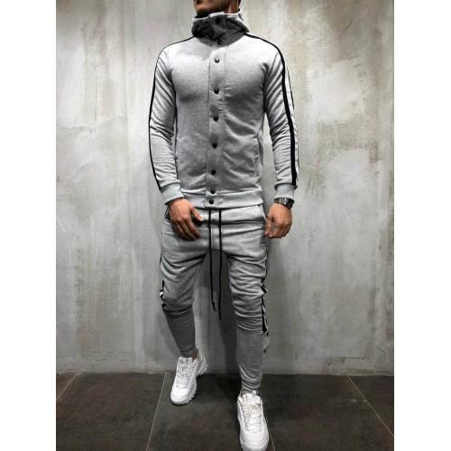 Спортивний костюм серый BRS