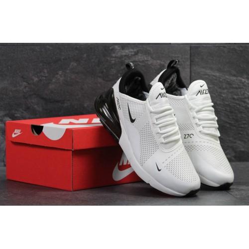 Кроссовки Nike Air Max 270 white (winter)