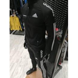 Мужской спортивный костюм Adidas Performance черный