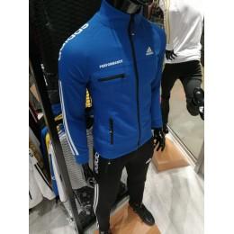 Мужской спортивный костюм Adidas Performance синий