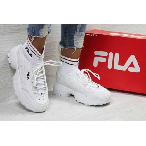 Кроссовки женские Fila Disruptor 2 White