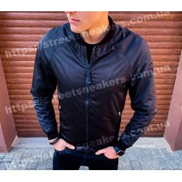 "Куртка черная ""Bomber PaBlo Zibrovv"""