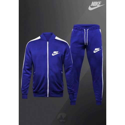 Спортивный костюм Nike голубой
