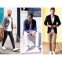 Мужские джинсы, обувь, бомбер-куртка