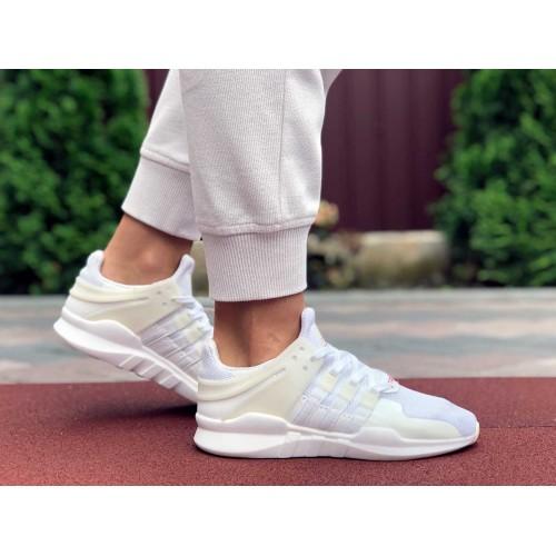 Кроссовки Adidas Equipment (EQT) белые Купить Цена Производителя