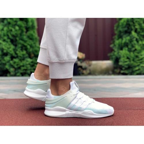 Кроссовки Adidas Equipment (EQT) белые с мятой Купить Цена Производителя
