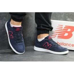 New Balance темно-синие