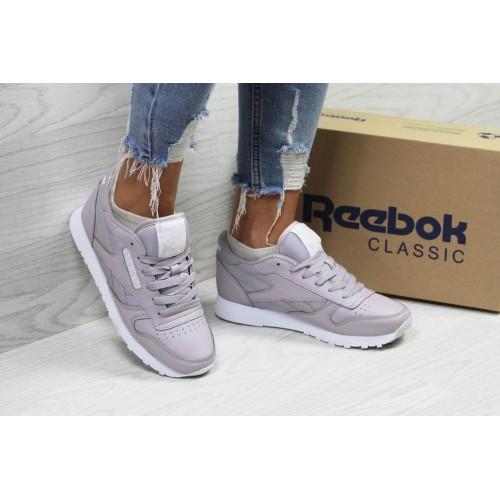 Кроссовки Reebok light violet