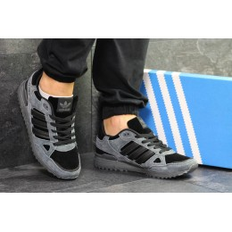 Кроссовки Adidas ZX 750 black gray