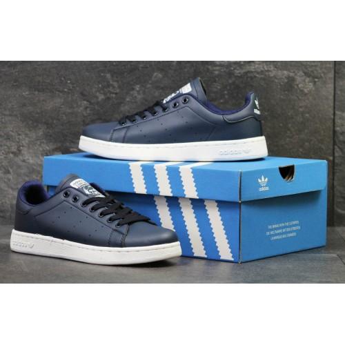 Adidas Stan Smith темно-синие