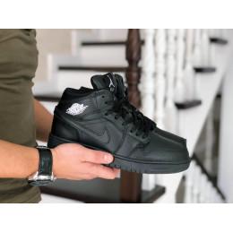 Nike Air Jordan 1 Retro черные