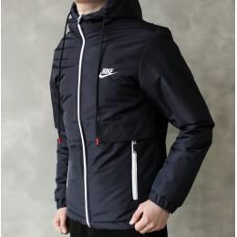Куртка весна черная