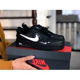 Nike Air Force черные