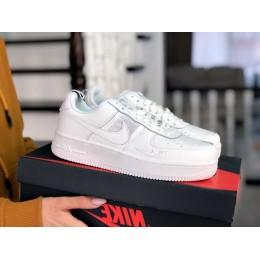 Nike Air Force белые