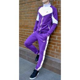 Спортивный костюм Nike Heritage фиолетовый