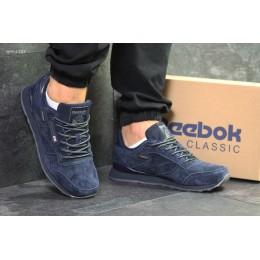 Reebok Classic темно синие #6125