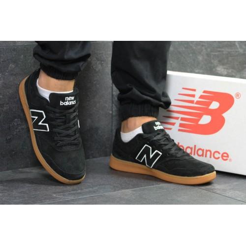 New Balance чорные