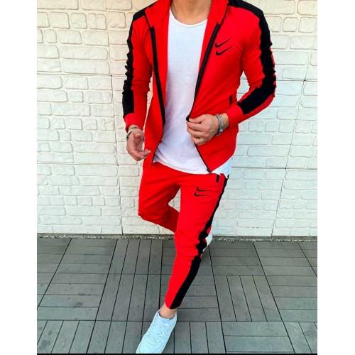 Спортивный костюм Swoosh красный