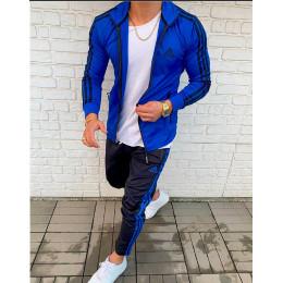 Спортивный костюм Adidas синий