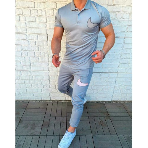 Спортивный костюм на лето мужской Найк