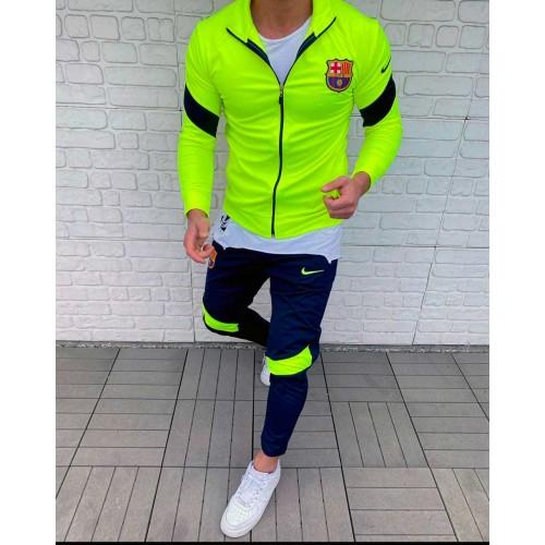 Мужской спортивный костюм NIKE FC Barcelona