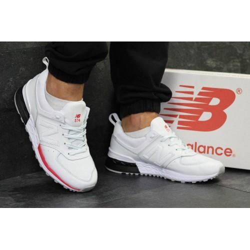 New balance 574 белые