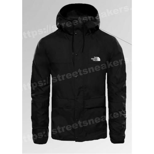 Мужская ветровка куртка The North Face 1985 Seasonal Mountain Jacket черная