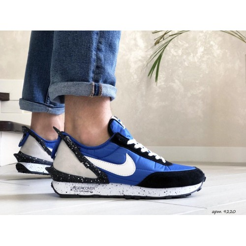 Nike Undercover Jun Takahashi синие с черным