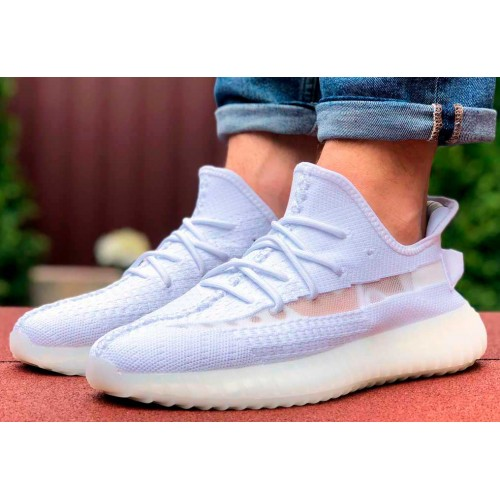 Adidas Yeezy Boost 350 белые