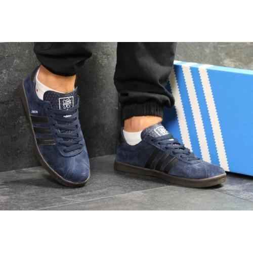 Adidas London темно синие