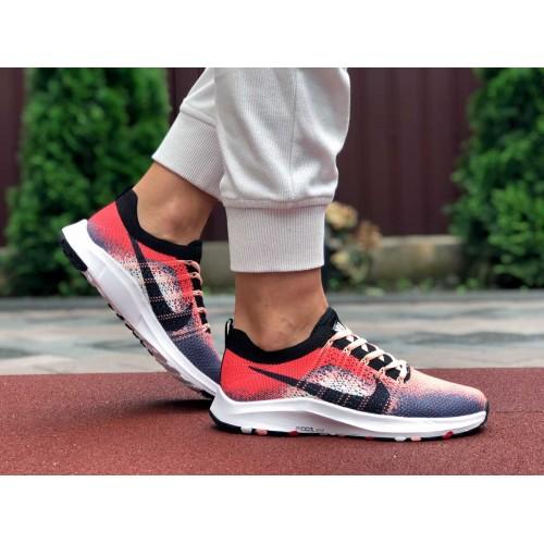 Купить кроссовки Nike Zoom красные с белым в интернет магазине streetsneakers.com.ua