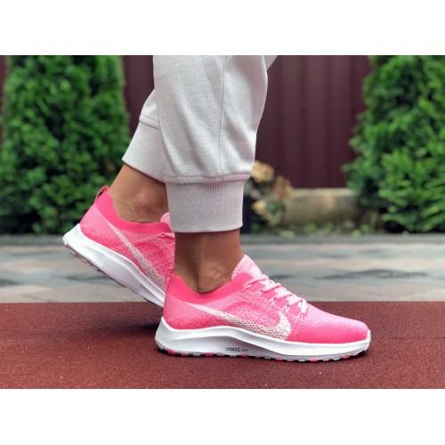 Купить кроссовки Nike Zoom розовые в интернет магазине streetsneakers.com.ua