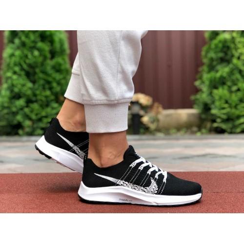 Купить кроссовки Nike Zoom черно белые в интернет магазине streetsneakers.com.ua