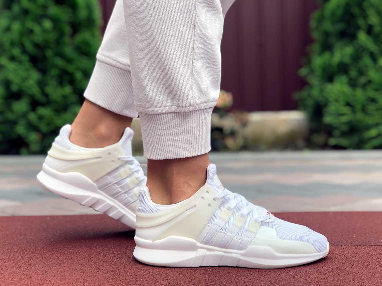 Женские Adidas Equipment белые