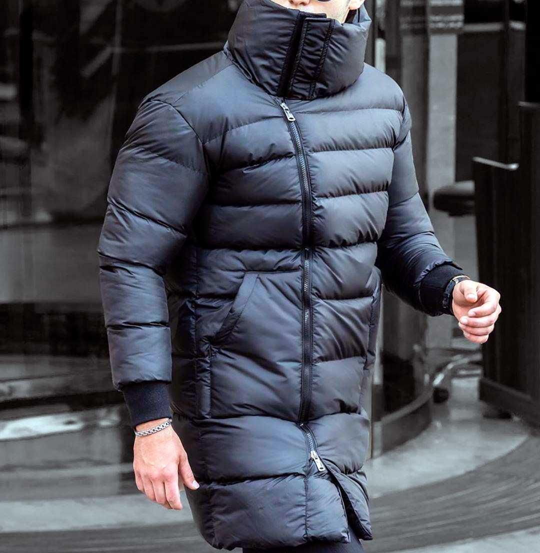 мужская куртка мешок